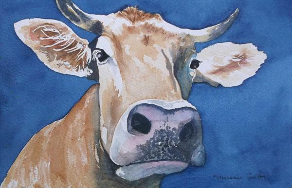 Cow by Maureen Crofts