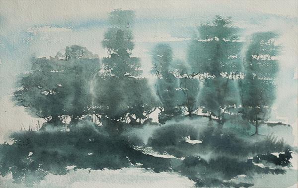 The Jade Trees by Machale  O'Neill