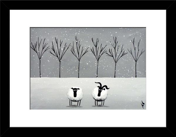 Winter Date Limited Edition Print