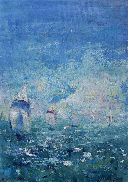 Yachts by Teresa Tanner