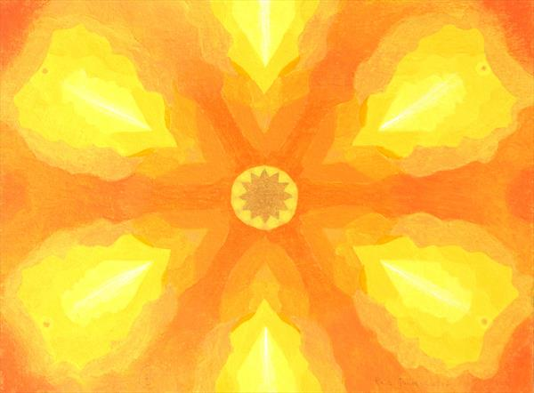 Pure Sunshine - Meaningful Reflection by Rhia J Cooper