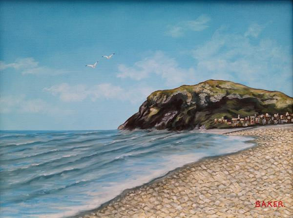 Llandudno - The Little Orme by Tommy Baker
