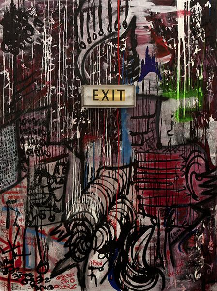 Exit by Blair Zaye