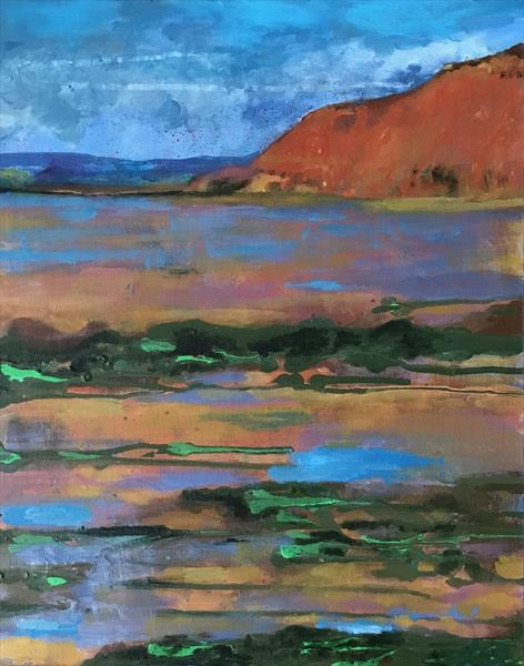 Orcombe Point Afternoon by Lee Weeks