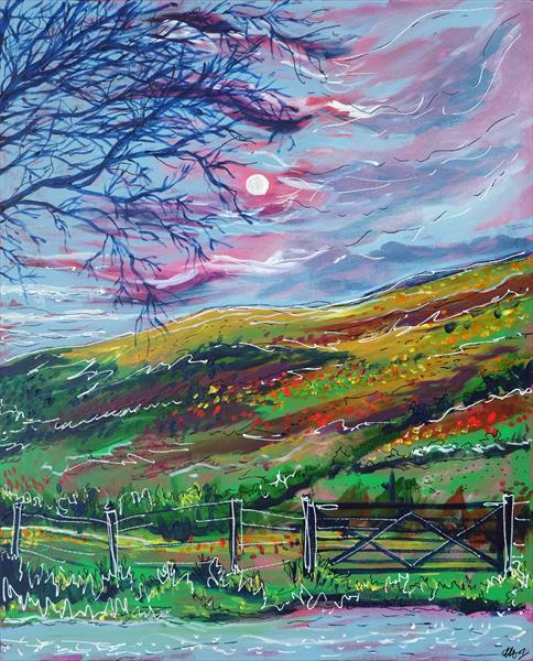 Brecon Beacons by Laura Hol