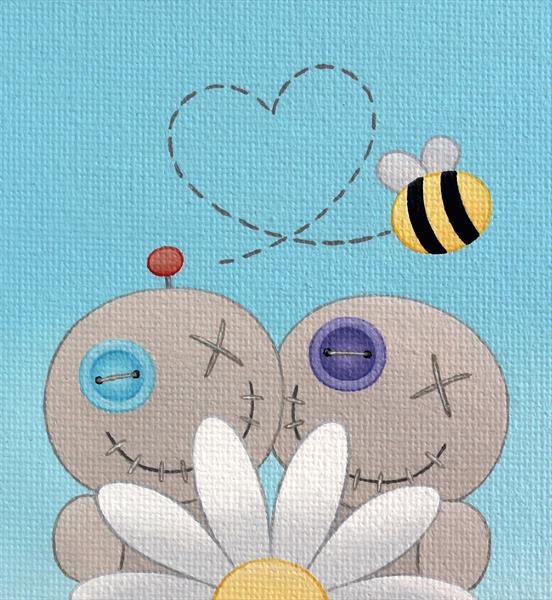 Bee my love by Emma Nunn