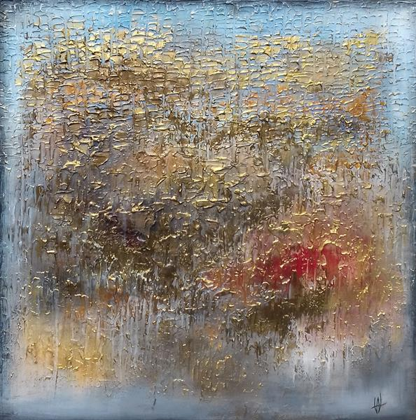 Abstract art - RICHNESS AND FAME by Ada Van