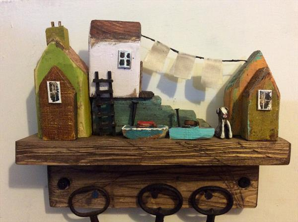 HARBOUR SIDE by Roma Mountjoy