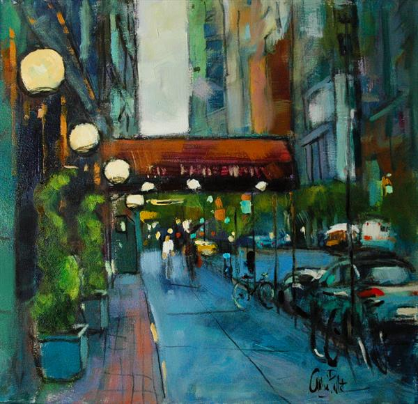 Madison Avenue by Andre Pallat