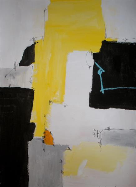 Yellow No 205 by dimitris pavlopoulos