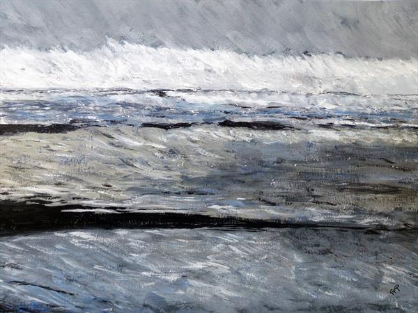 The Raging Sea by Sue  Mobbs