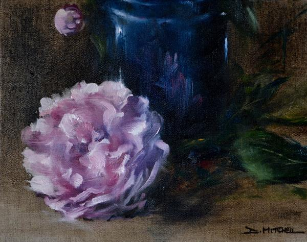 Peony by Denise Mitchell