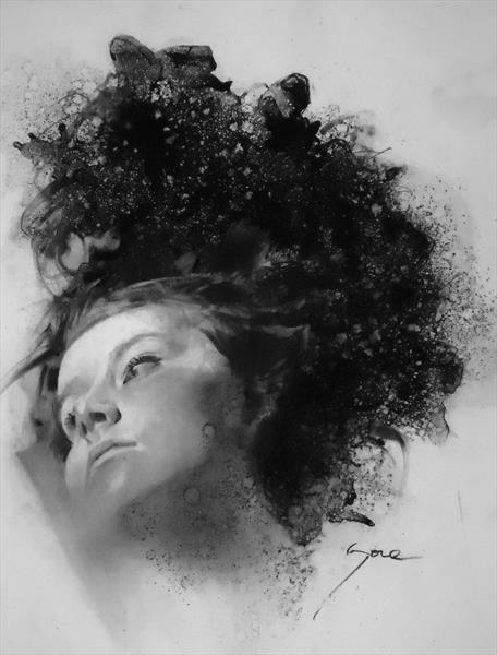 INSOMNIA COLLECTION Study 6 by Paul Howe