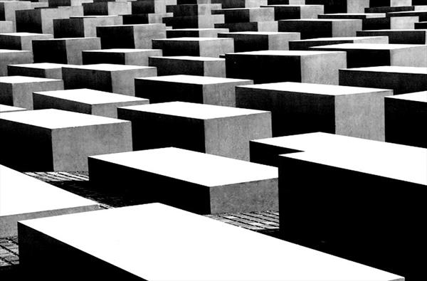 BERLIN HOLOCAUST MEMORIAL (Limited Edition 1-10) by Peter Holzapfel