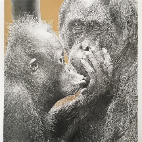 Kisses Not Palm Oil by Samantha Messias