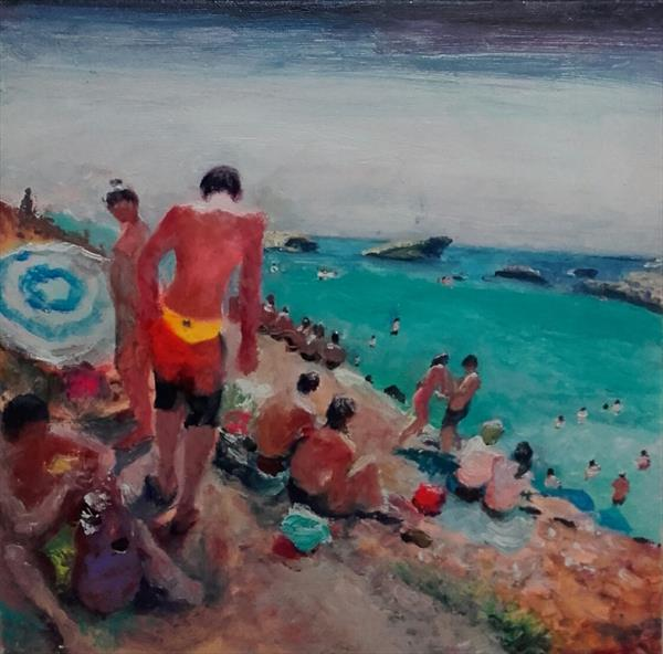 Comino Crowd by Will Smith