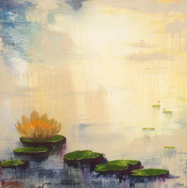 Gilded Lily by Gill Masters