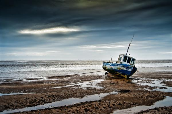 Stranded in St Annes - The Beached Collection by Jason Oliver