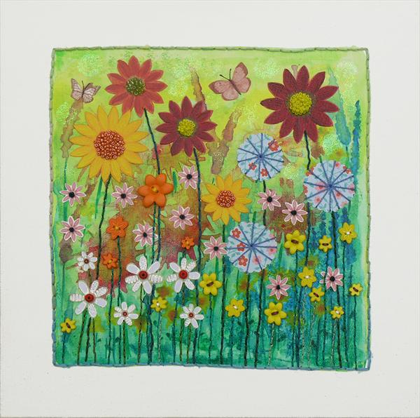 Summer Flowers by Josephine Grundy
