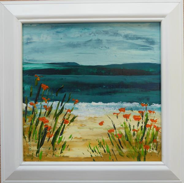 Bright Machair by Elaine Allender