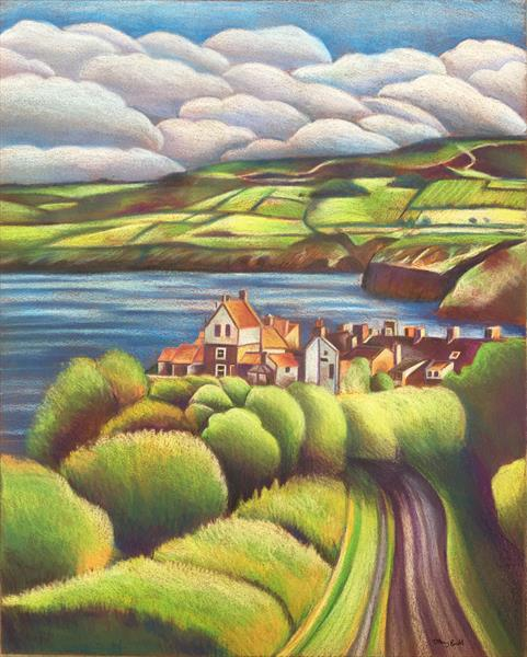 Robin Hoods Bay by Tiffany Budd