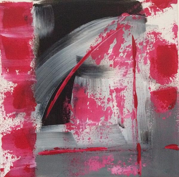Abstract One by Rosie Cunningham