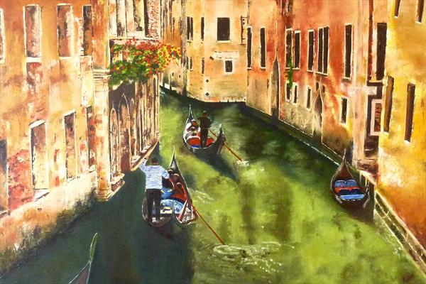 """City on Water"" Venice"