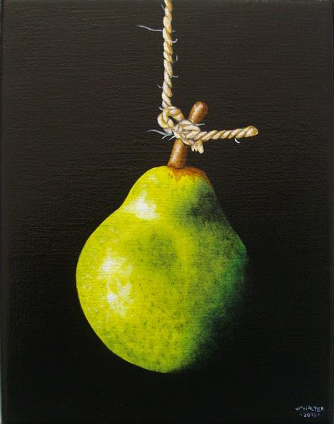 Pear at Cotan by Jean-pierre Walter