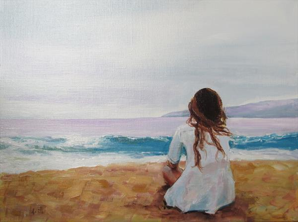 Quiet Reflection. by Jacqueline Smith