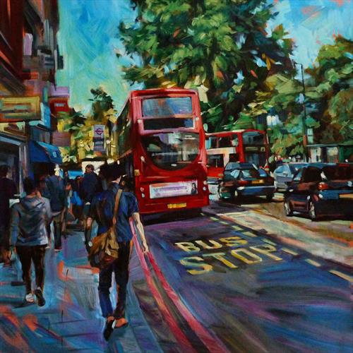 Camberwell London. by Colin Brown