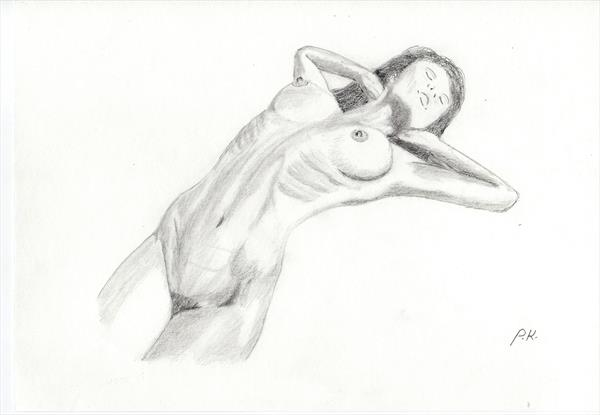 Nude 4 by Philip Kendrew