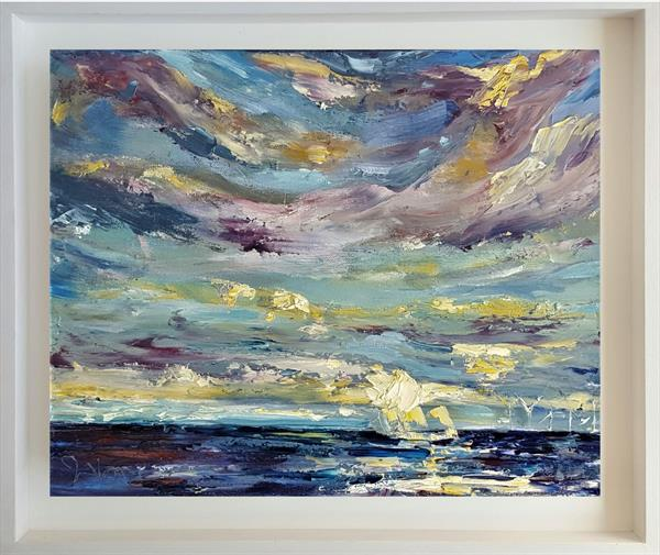 Distant Sunlight by niki purcell