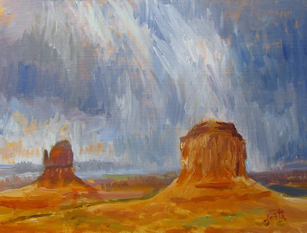 Monument Valley by Jacqueline Smith