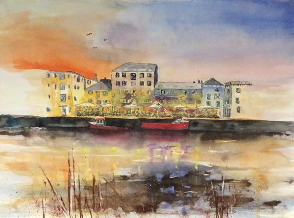 Plymouth Barbican by Roberta Blackler