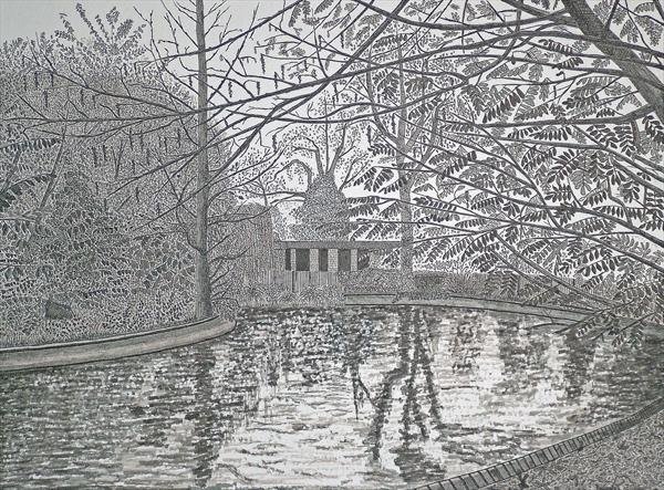 Southwark Park by Ronald Cooper