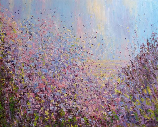 Lavender Day by Therese O'Keeffe