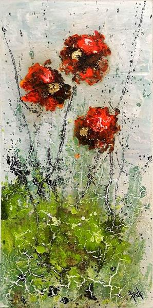 Poppies 61 by Paul Chambers