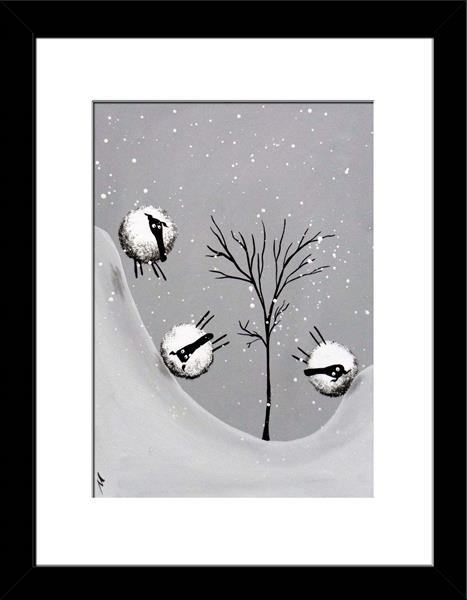 Snowball Limited Edition Print