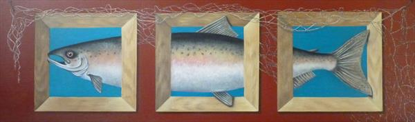 CATCH OF THE DAY by Janette Boskett