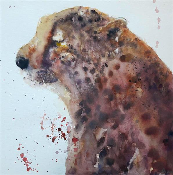 Cheetah by Teresa Tanner