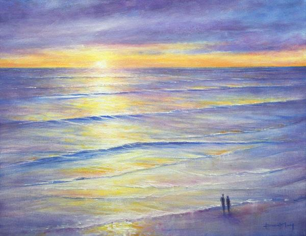 Coastal Light by Stella Dunkley