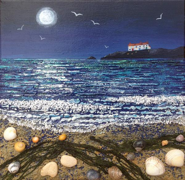 Midnight Shore by Josephine Grundy