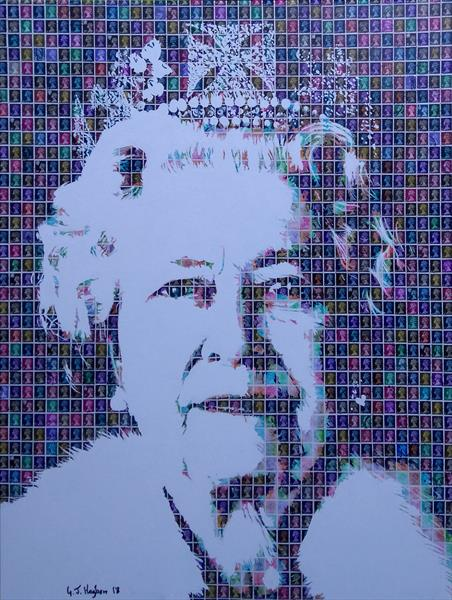 Her Majesty by Gary Hogben
