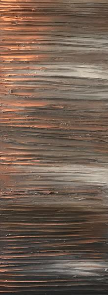 Stripes - Copper by Kerry Bowler