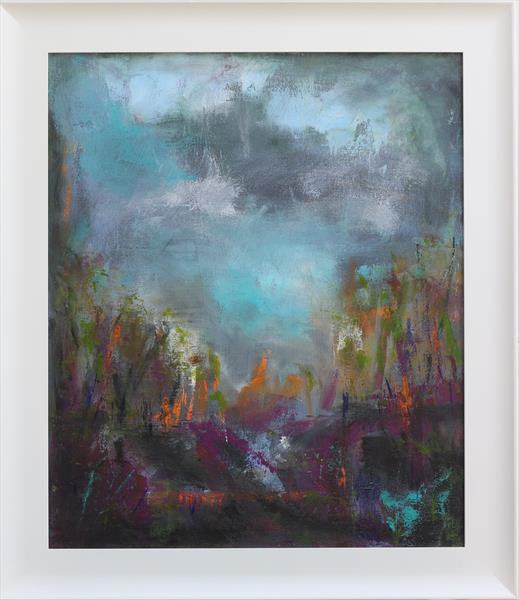 Clouds Gathering by Anne Doggett