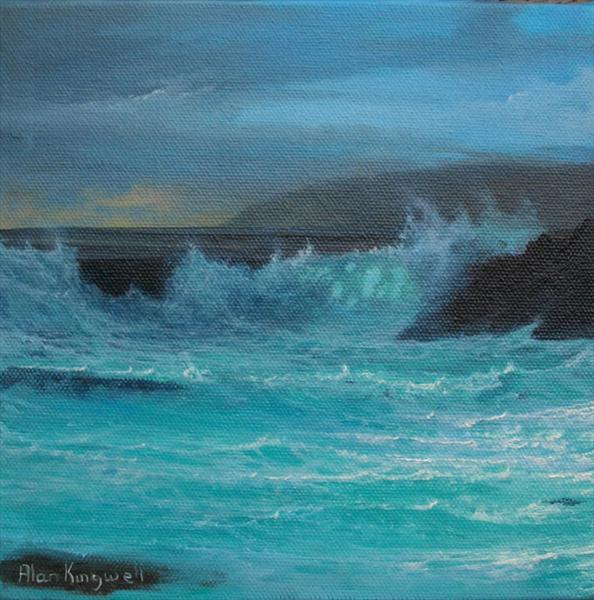 High Tide by Alan Kingwell