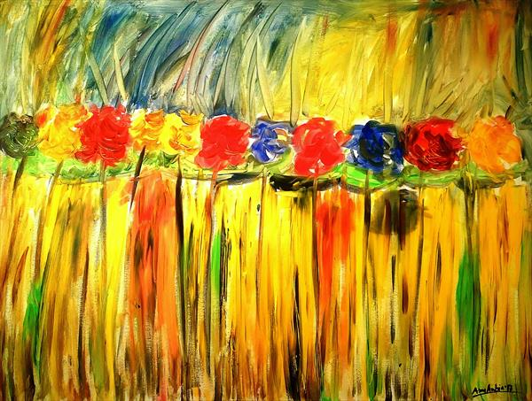 Summer In Blooms by Asm Ambia