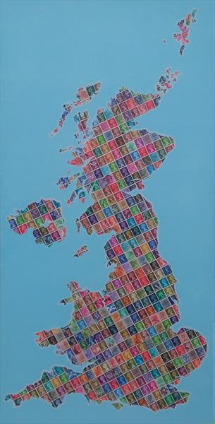 Anywhere in the UK for the price of a 1st class stamp #2 by Gary Hogben