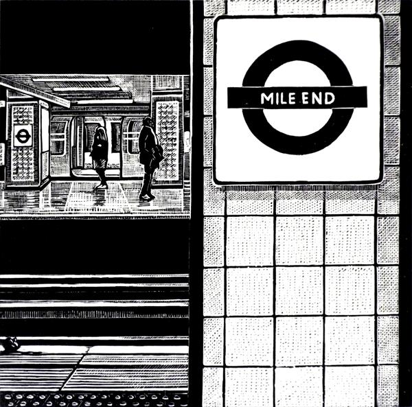 View Subterranea 11: Mile End by Rebecca Coleman