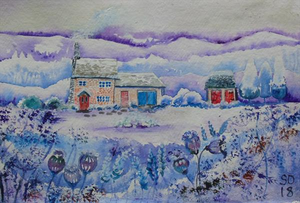 Snowy Home  by Super Cosmic